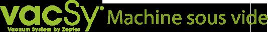 Machine Sous Vide - VacSy